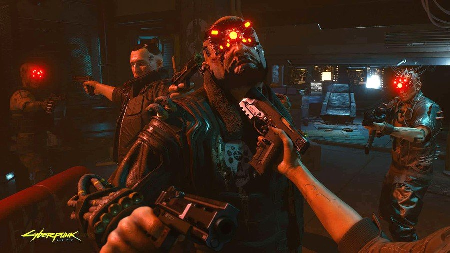 Cyberpunk 2077 Multiplayer PS4 PlayStation 4