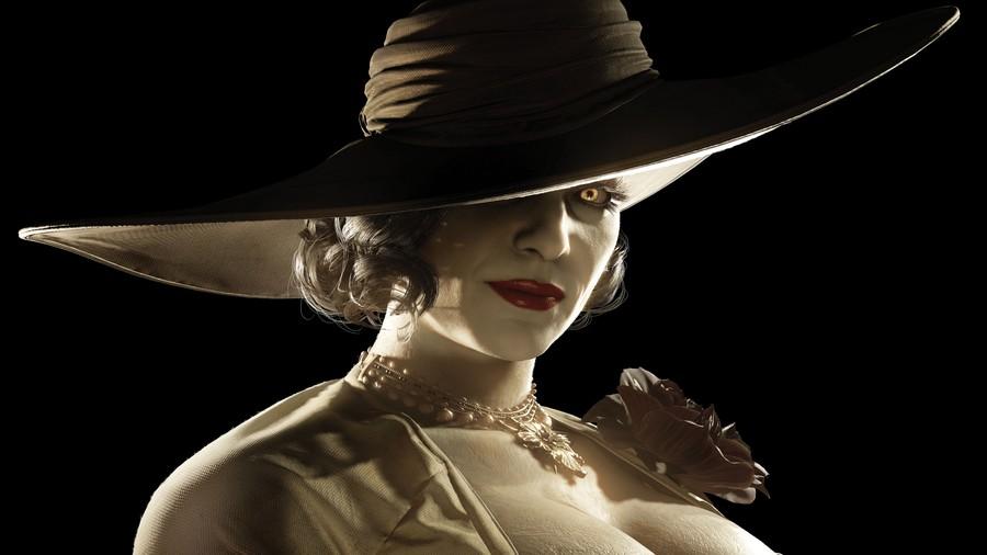 Lady Dimitrescu Resident Evil Village 1
