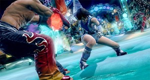 The second Tekken Tag Tournament kicks off in 2012.