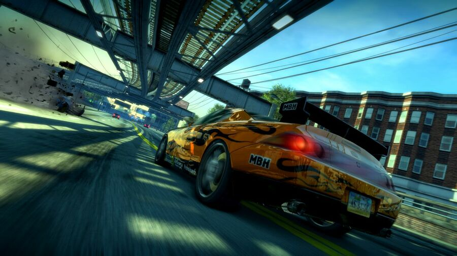 Burnout Paradise Remastered PS4 PlayStation 4 1