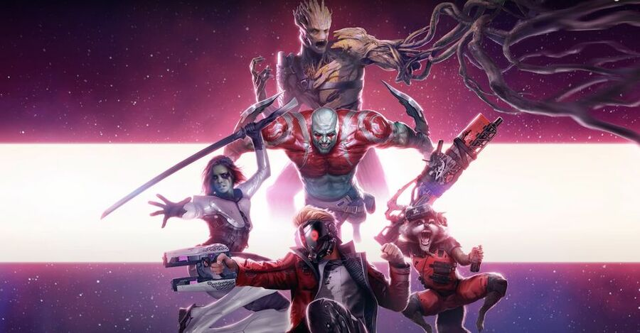 Marvel's Guardians of the Galaxy PS5 PlayStation 5 1