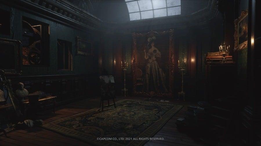 Resident Evil Village: How to Solve Dimitrescu's Portrait Bell Puzzle Guide 1