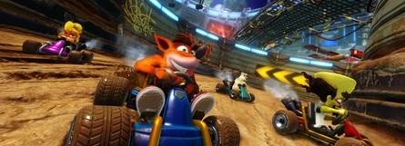 Crash Team Racing Nitro-Fueled PS4 PlayStation 4 2