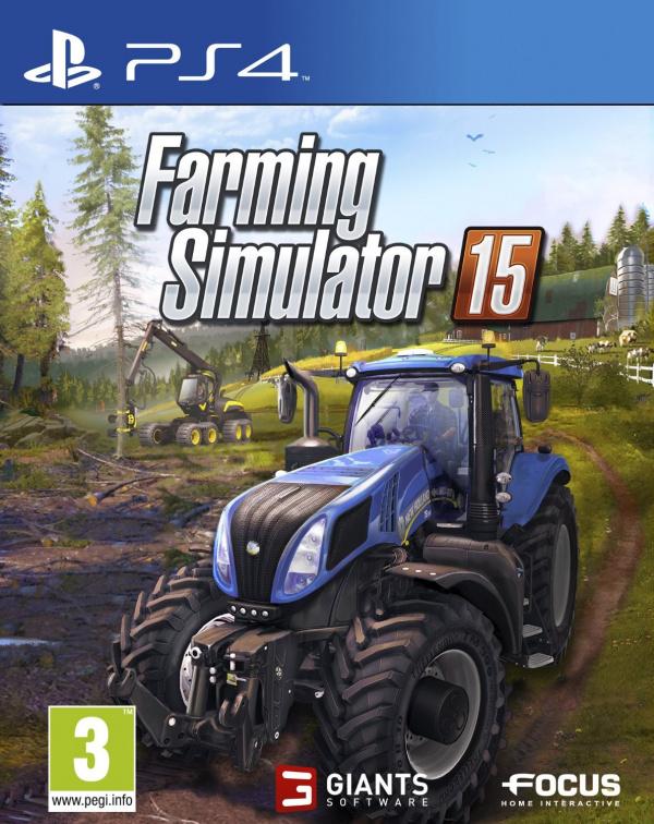 Farming Simulator 15 Review (PS4)   Push Square