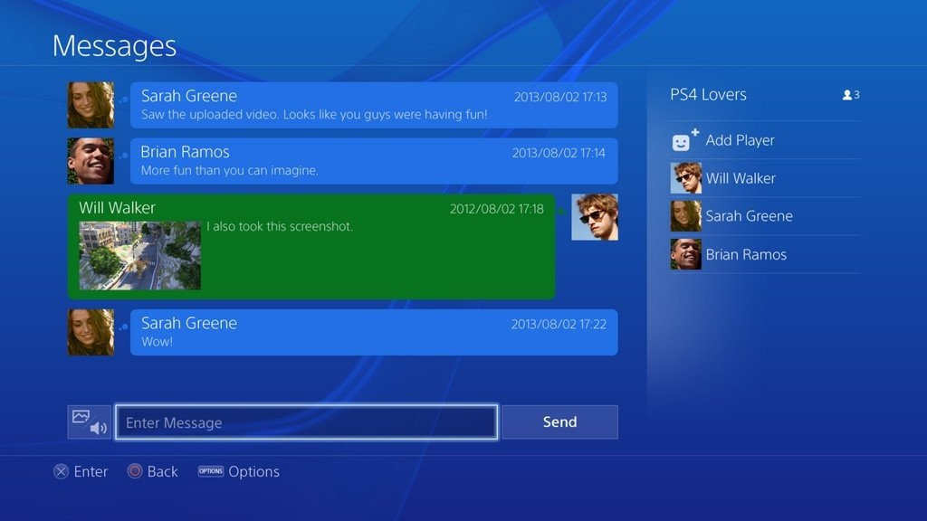 PS4 Messages Designed to Brick Your Console Reported By Users - Push