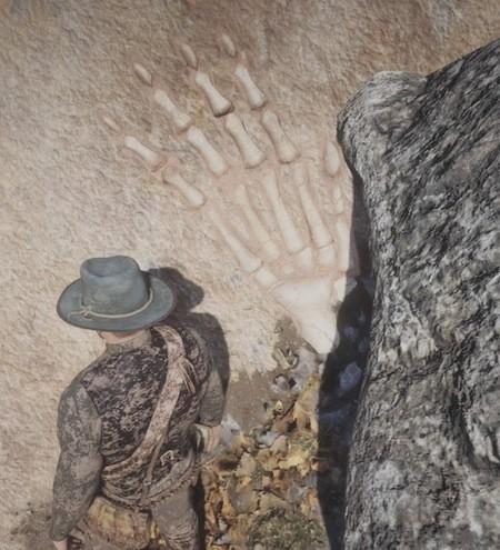 Red Dead Redemption 2 Dinosaur Bones Locations Guide 25