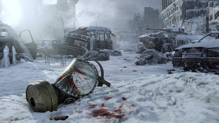 Metro Exodus PS4 Patch 1.03