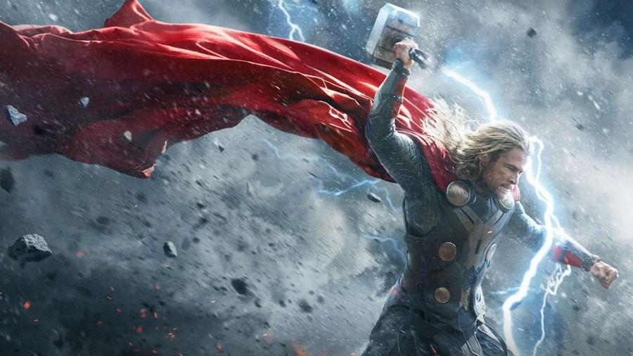 Thor Marvel PlayStation 4 1