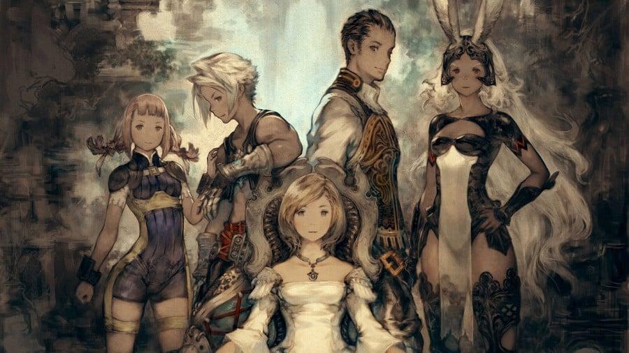 Final Fantasy XII The Zodiac Age PS4