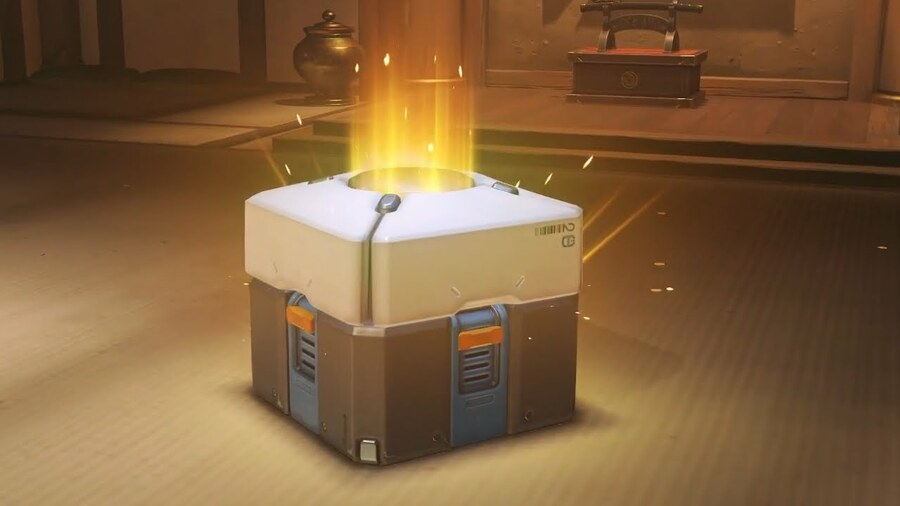 Loot Box Microtransactions PS4 Patent Activision