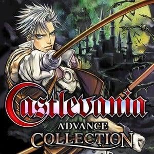 Castlevania Advance Collection Key Art