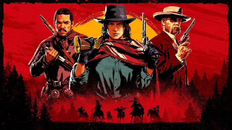 Red Dead Online PS Plus 1