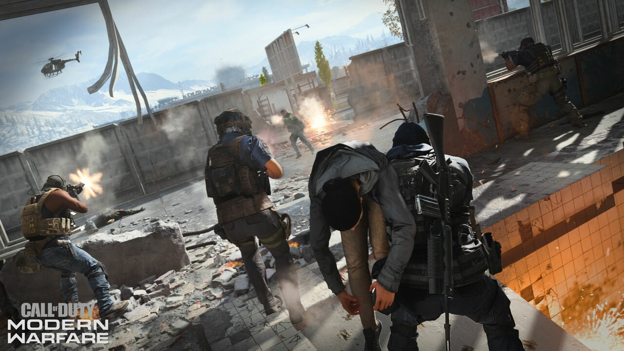 Activision Reveals New Intel on Call of Duty: Modern Warfare's Special Ops Mode