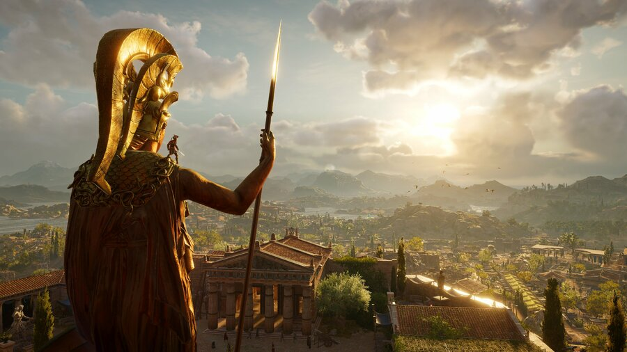 assassin's creed odyssey ps4 capture share