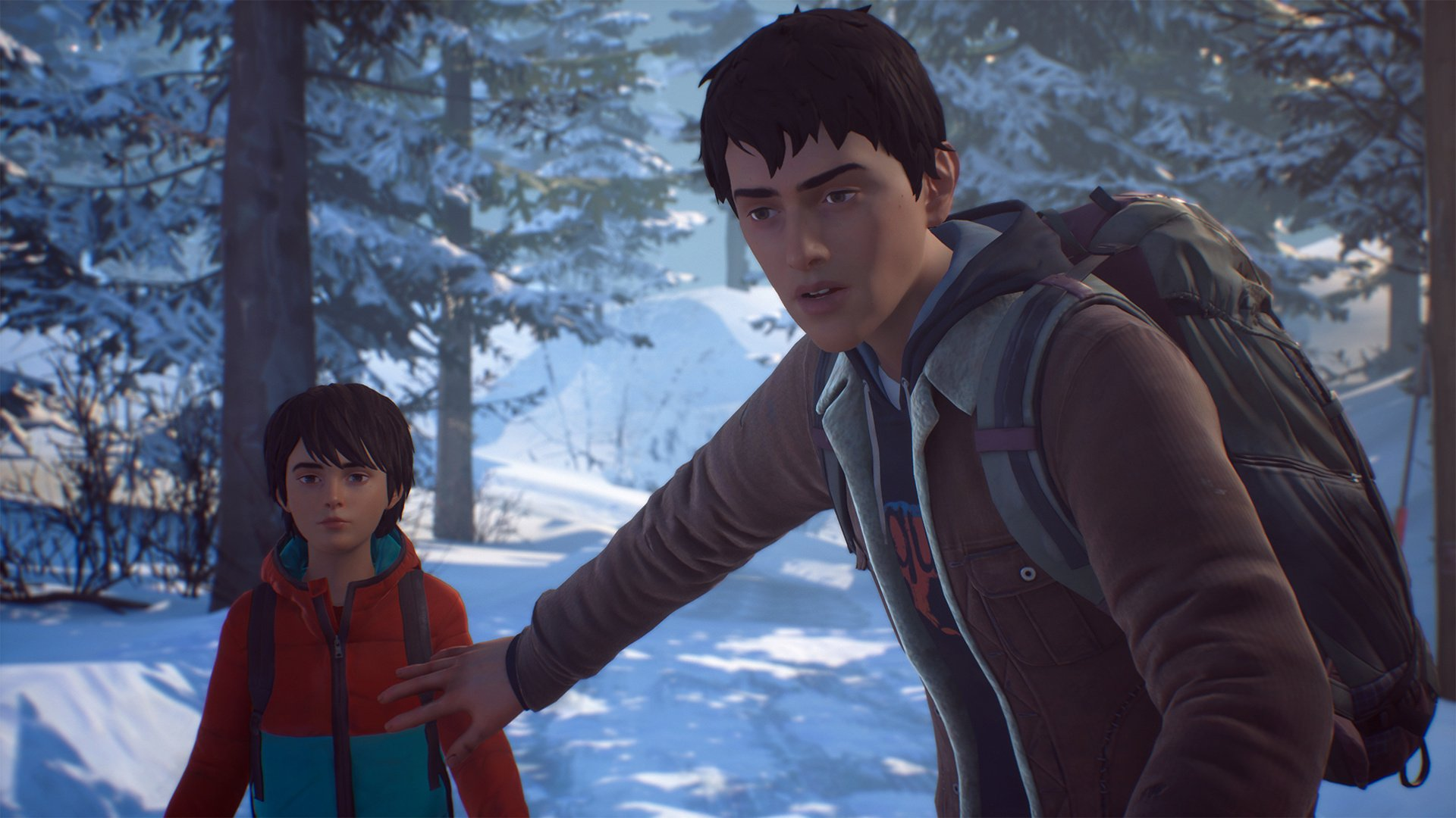 Life Is Strange 2 Is Being Drawn Out All The Way To December 2019