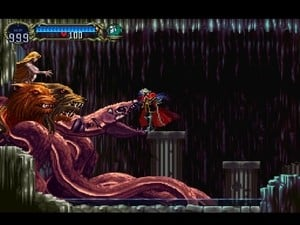 SotN featured some of the most inventive 2D bosses of the 32-bit era