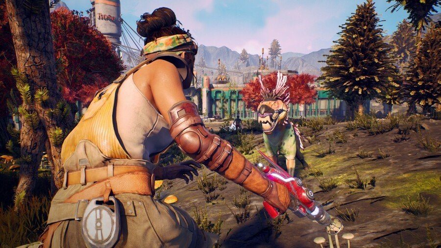 The Outer Worlds Patch PS4