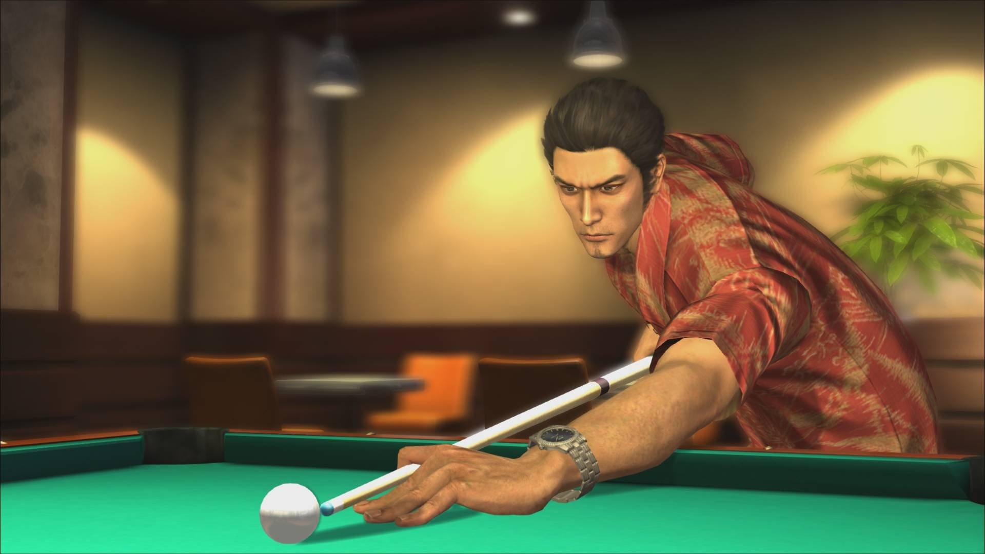 Yakuza 3 Shows Its Age with New PS4 Remaster Screenshots - Push Square