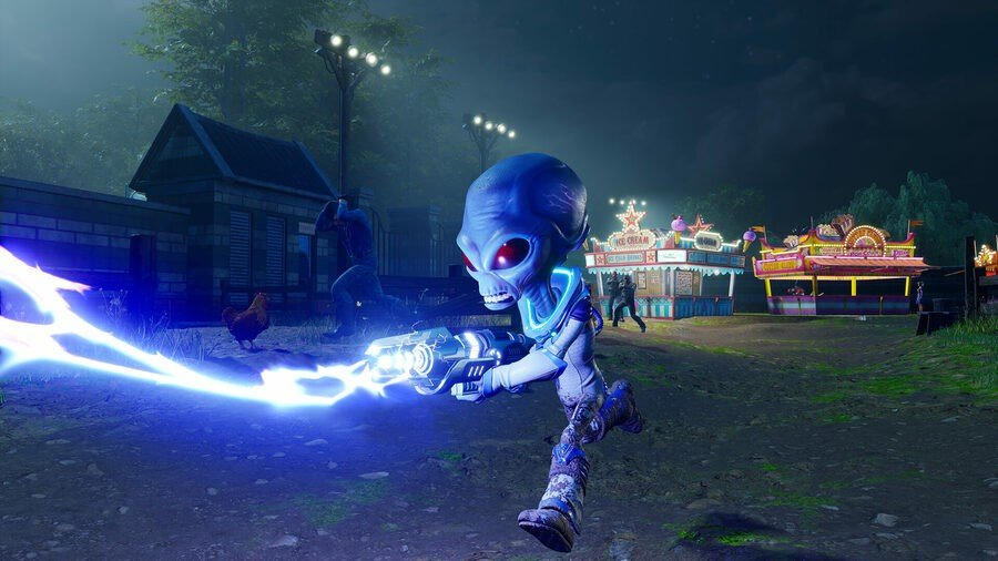 Destroy All Humans PS4 PlayStation 4 1