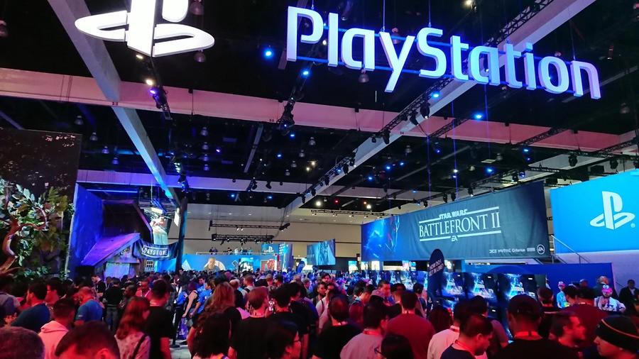 Sony E3 2019 Playstation 4