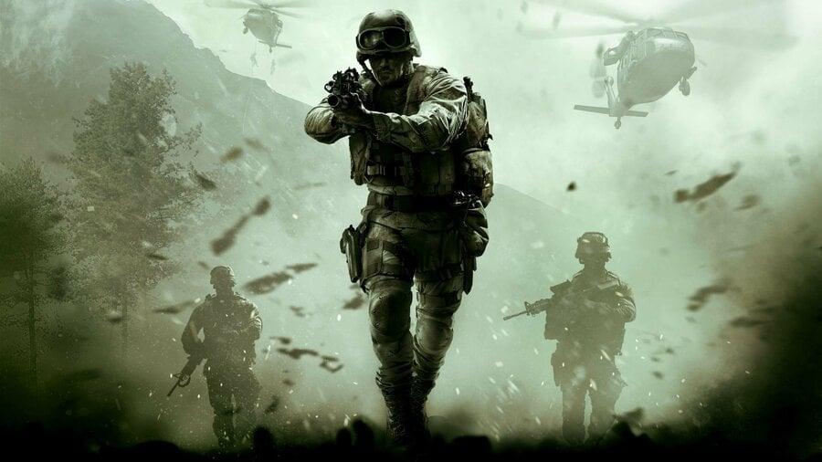 Call of Duty: Modern Warfare Remastered PS4 PlayStation 4 1