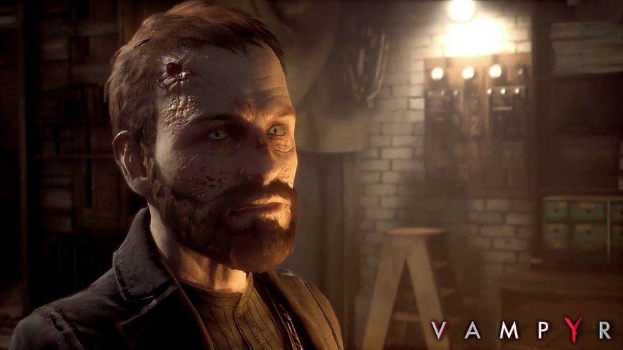 Vampyr: Chapter 6 - All Collectibles and Weapon Locations 1