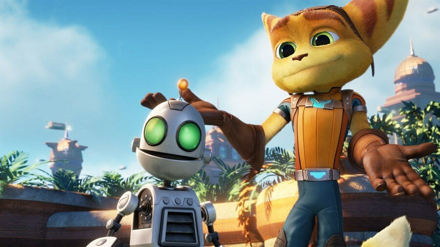 Ratchet & Clank PS5 PS4 PlayStation 4 1