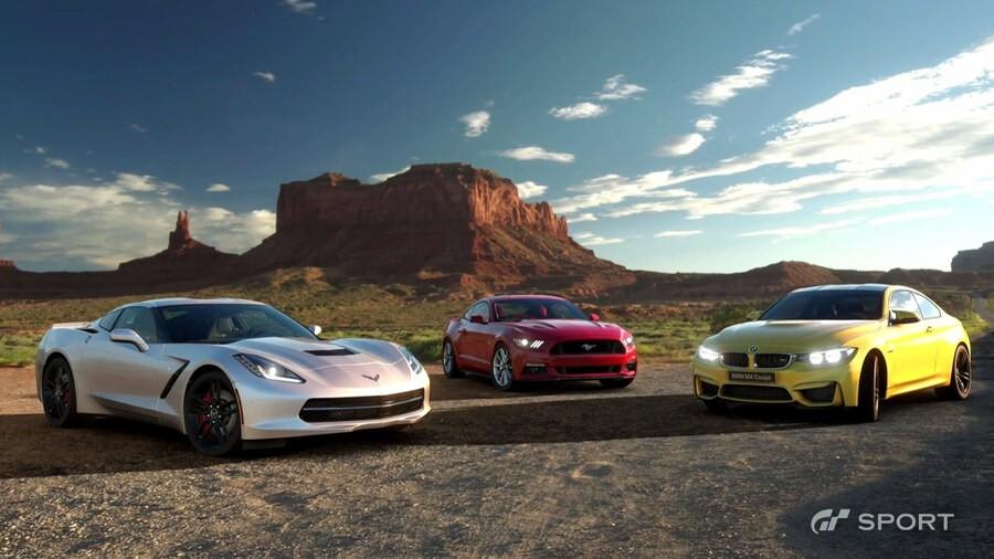 Gran Turismo Sport PS5 PlayStation 5 1