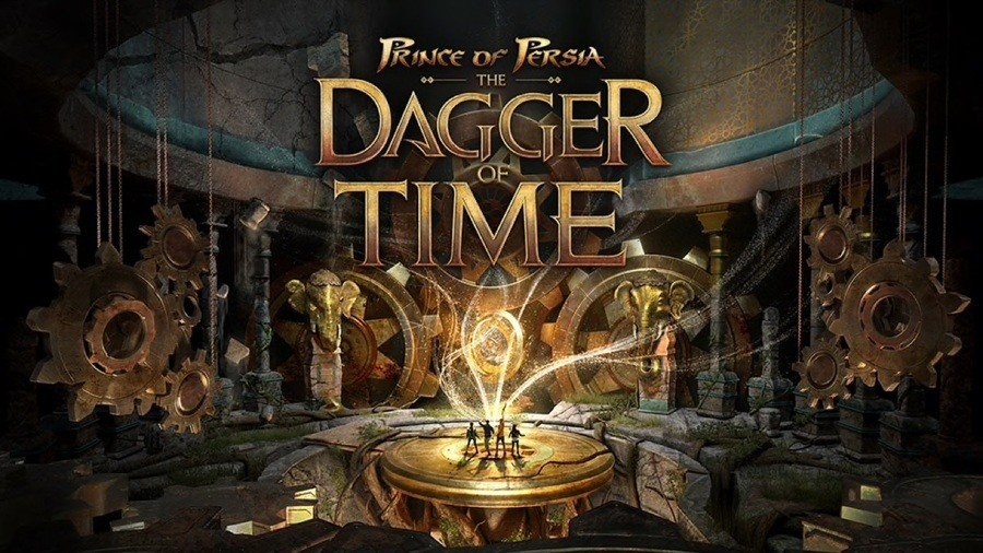 Prince of Persia The Dagger of Time PS4 PlayStation 4 1