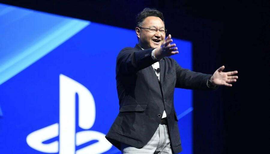 Shuhei Yoshida Sony PlayStation 5 PS5 1
