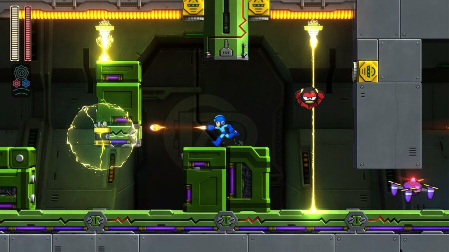 Mega Man 11 PS4 PlayStation 4