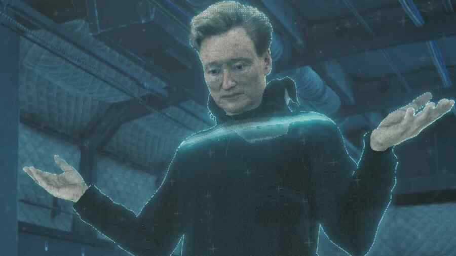 How to Find Conan O'Brien in Death Stranding PS4 Guide