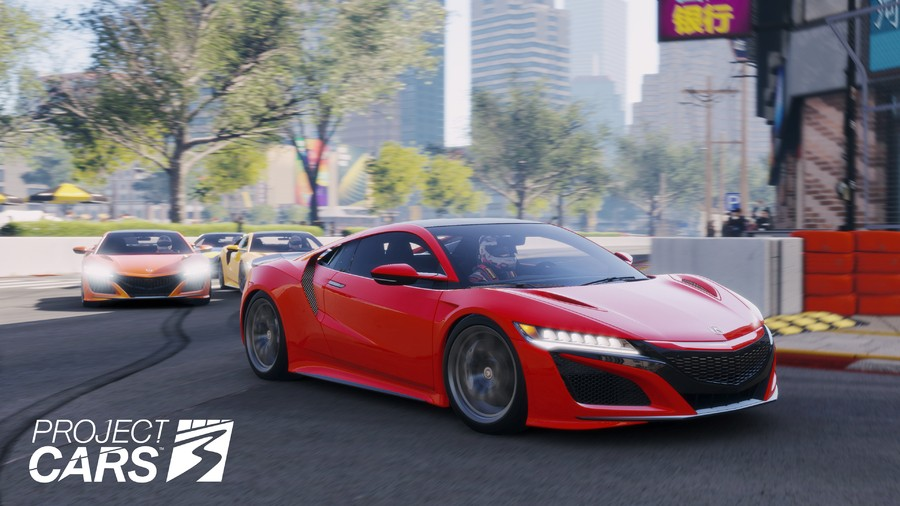 Project CARS 3 PS4 PlayStation 4 1