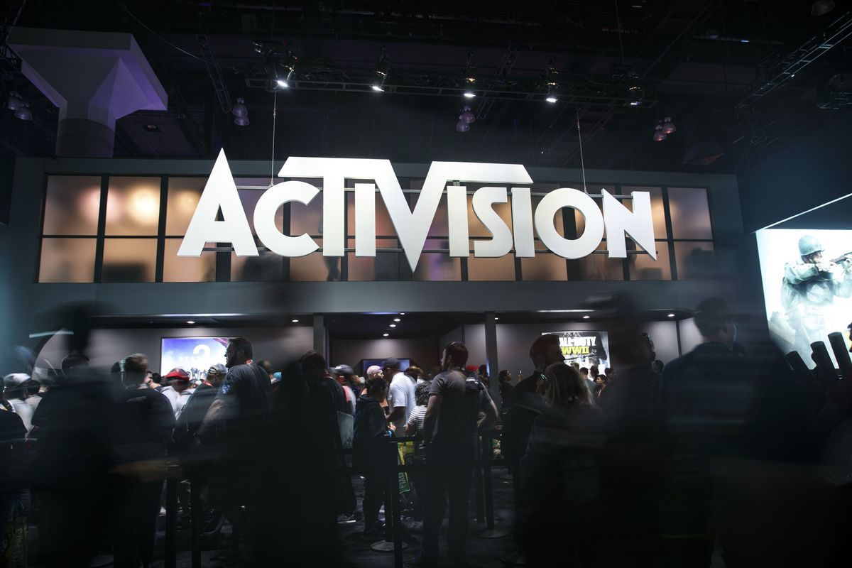 Design On Stock Blizz Bank.Enormous Lay Offs Leave Hundreds At Activision Blizzard Out Of