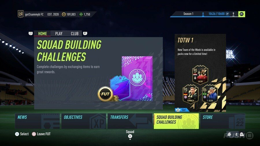 FIFA 22 How to Complete SBCs Guide 1