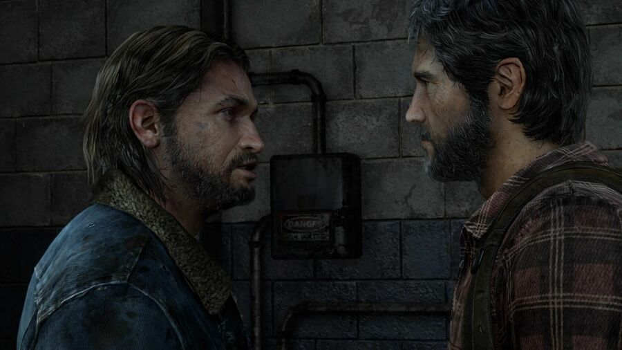 The Last of Us Tommy