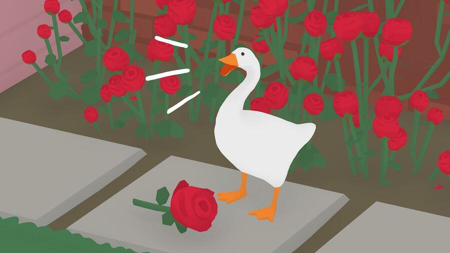 Untitled Goose Game PS4 PlayStation 4 1