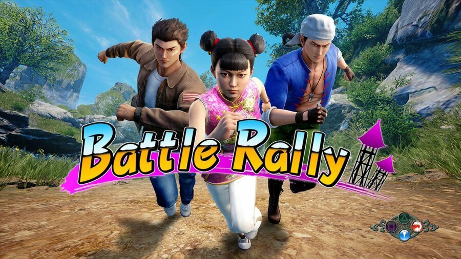 Shenmue III 3 Battle Rally PS4 PlayStation 4 Review 1