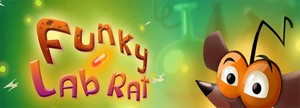 Funky Lab Rat's Heading Exclusively To The PlayStation Network Next Week.