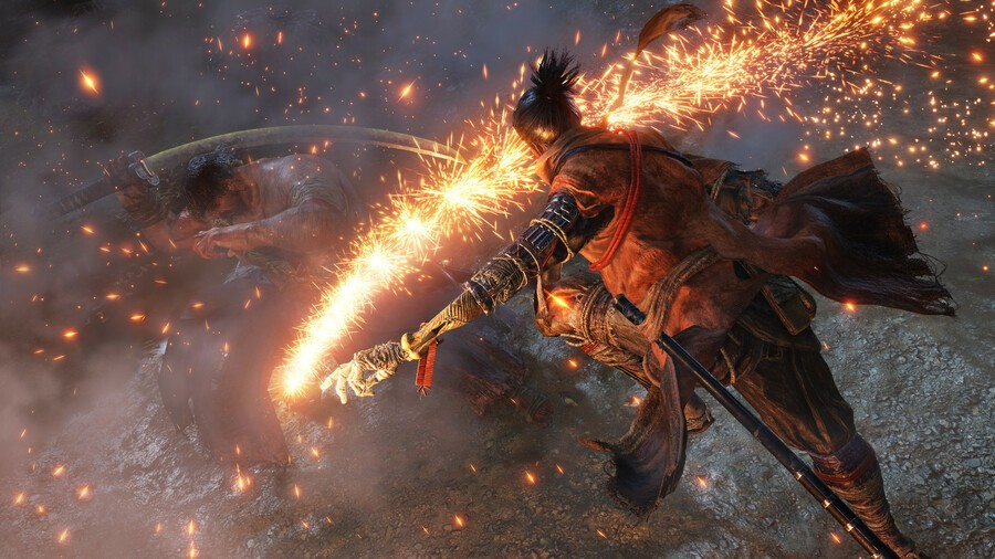 Sekiro: Shadows Die Twice PS4 PlayStation 4