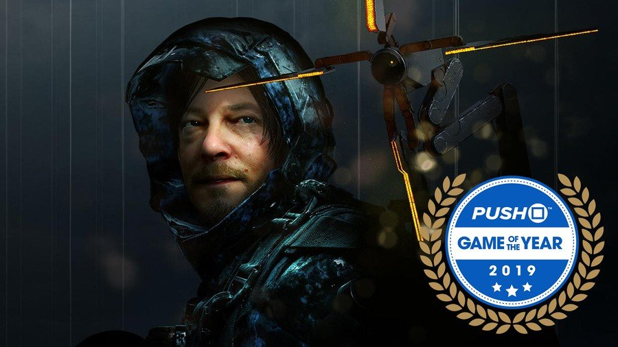 Death Stranding Game of the Year PS4 PlayStation 4 1
