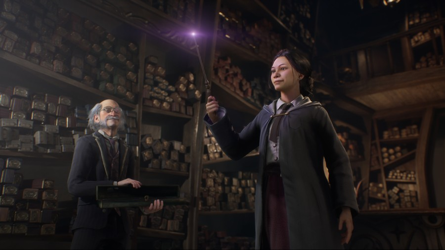 Hogwarts Legacy PS5 PS4