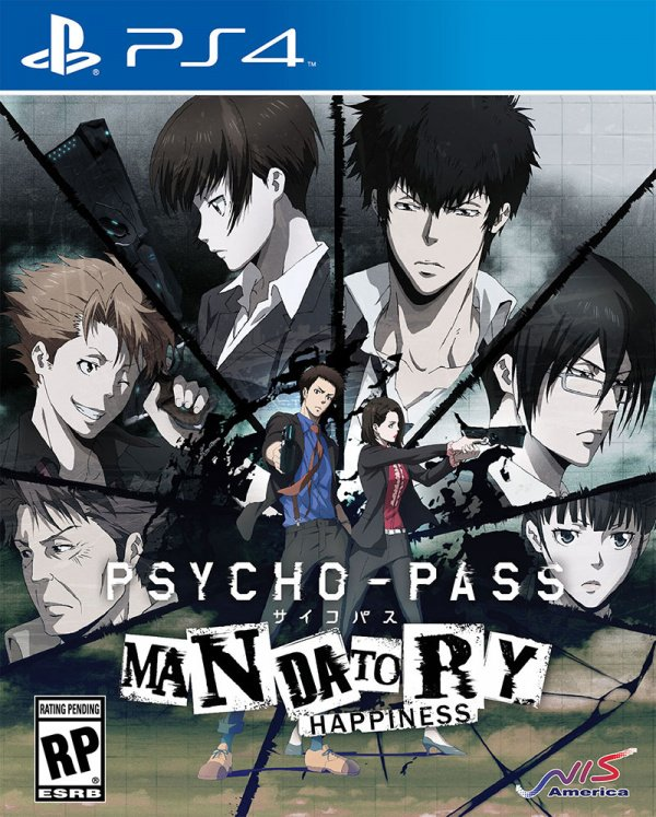 Psycho Pass Mandatory Happiness Review Ps4 Push Square