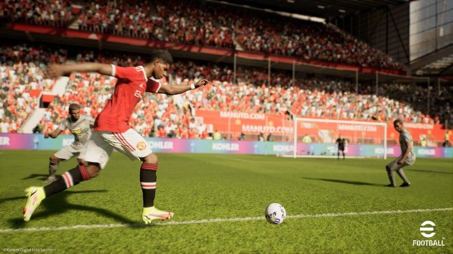 eFootball PS5 PS4 PlayStation 5 1