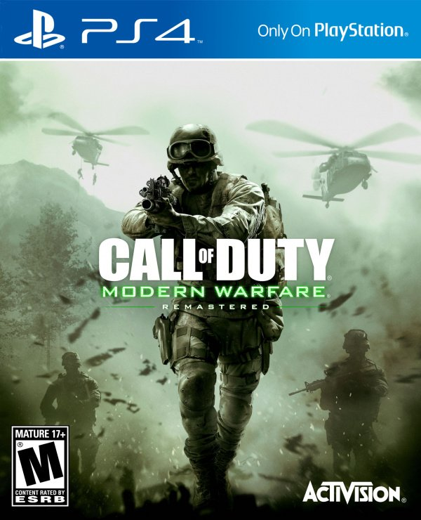 Call of Duty: Modern Warfare Remastered Review (PS4) | Push