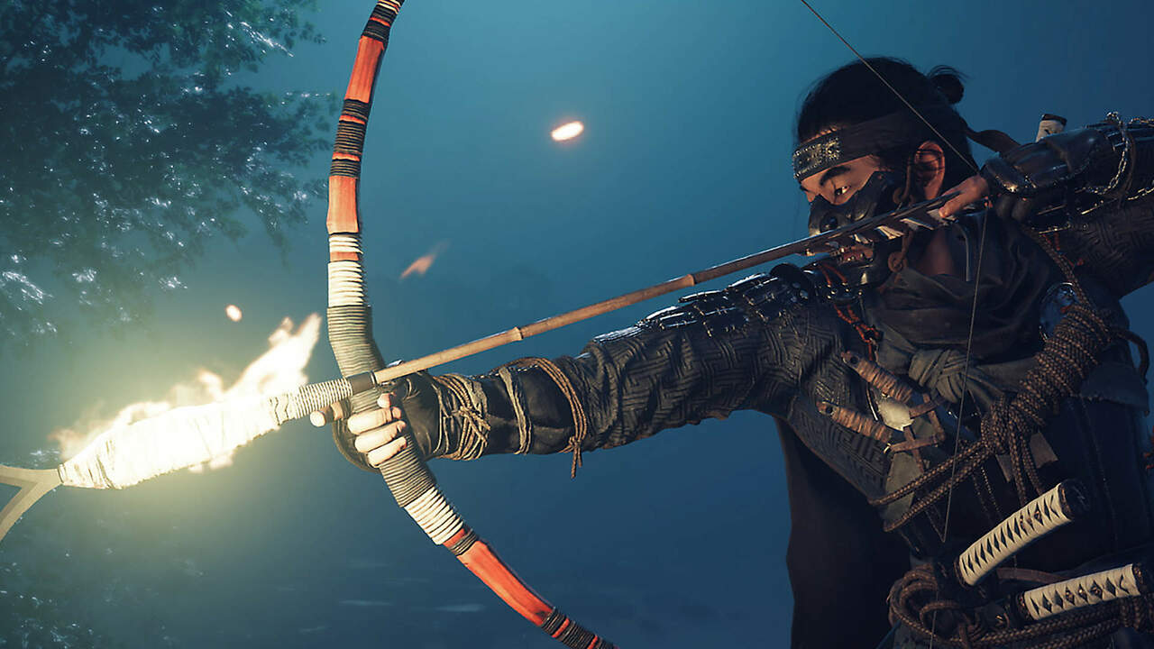 Ghost of Tsushima Is the Third Western Game to Earn a Famitsu Perfect Score