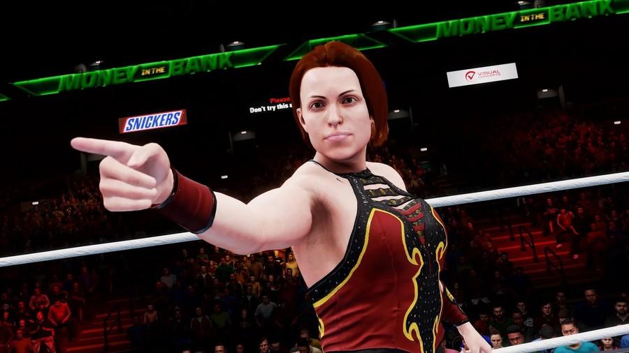WWE 2K20 PS4 PlayStation 4