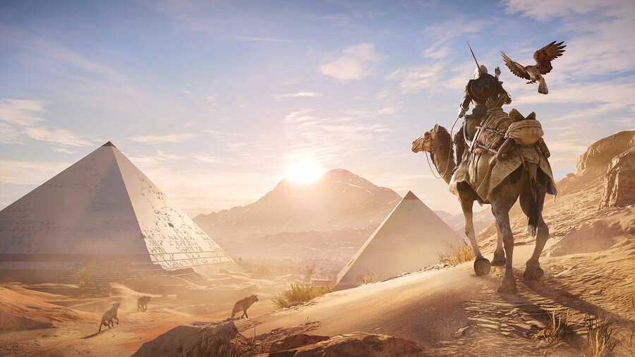 Assassin's Creed Origins Odyssey PS4 PlayStation 4