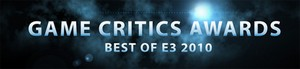 God Of War: Ghost Of Sparta Managed The Solitary Award For Sony.