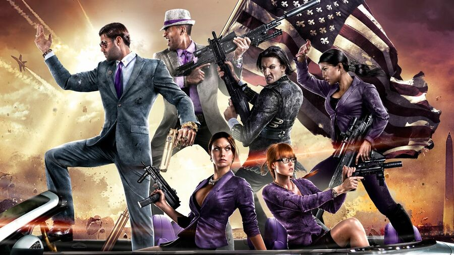 New Saints Row 5